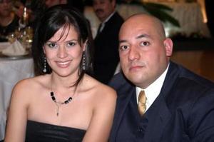 Julia Elías y Jairo Soto.