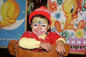 <b>07 de diciembre de 2004</b> <p> Luis David Morales Salas celebró su tercer año de vida  con una fiesta de cumpleaños.