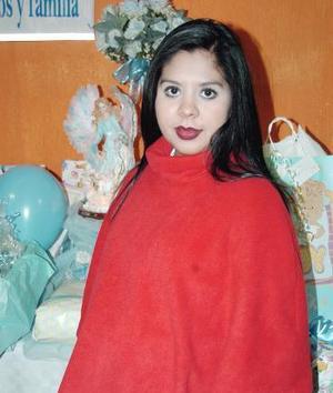 Angie Flores de Rangel disfrutó de una fiesta de canastilla por el próximo nacimiento de su bebé.