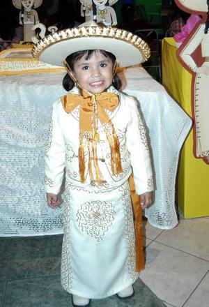 <b>10 de diciembre de 2004</b> <p> Sheila González Frausto captada el día que celebró su cumpleaños.