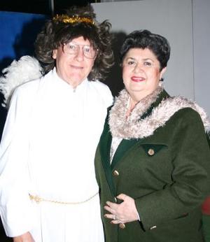 Leticia Von Bertrab y Franz von Bertrab.