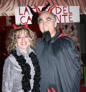 Marisa y Jesús Zavala