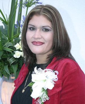 Dora Olga Fematt Flores contraerá matrimonio el 19 de diciembre con José Alberto Soto Cruz.