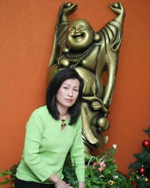 Quixia Huang de Pang captada recientemente
