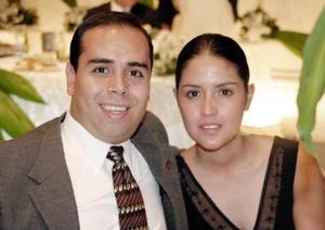 d Armando Mercado y Marcela Ayala.