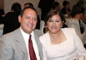 Gerardo Ayala y Oralia de Ayala
