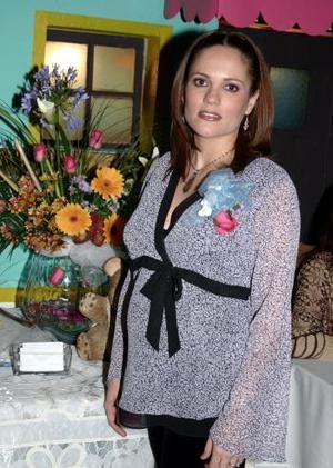 Claudia Martínez de Wickmann.