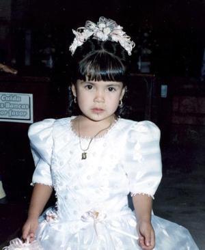 María Fernanda Compeán Hernández celebró su tercer cumpleaños, es hija de Fernando Compeán Ruiz y María Guadalupe Hernández Compeán.