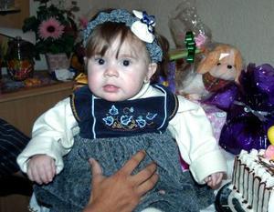 <b>15 de diciembre de 2004</b> <p> Yoana Diveli Quezada Flores cumplió su primer años de vida.