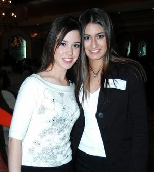 <b>17 de diciembre de 2004</b> <p> Susan Murra y Gaby Zermeño