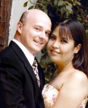 Ricahrd Steven Ohrt y Miriam Gabriela Cepeda Rubio..