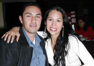 Alfredo Padilla y Laura de Padilla.
