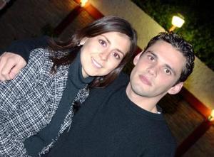Yolanda Velázquez y Armando Zurita.