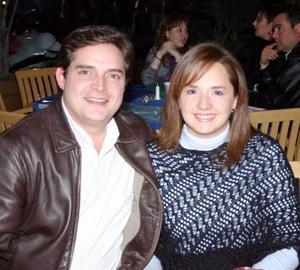 Ignacio y Susana Aguirre Mijares.