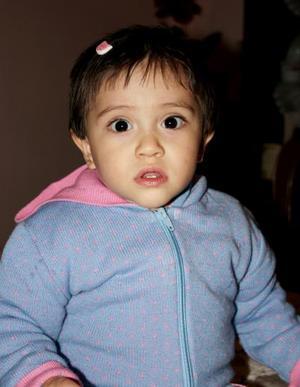 D-La niña Verónica Guzmán Villalobos celebró su cumpleaños