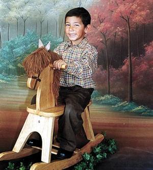 D-Niño Germán Silva Jr. celebró tres años de vida con un divertido convivio