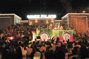 Se presentó un evento artístico musical con el que se cerró la primera de las actividades rumbo al Centenario de Gómez Palacio.