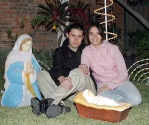 Jose Bracho y Sandra Yazmín Gutierrez