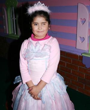Ana Cristina García Franco celebró su séptimo cumpleaños, con un divertido cumpleaños.
