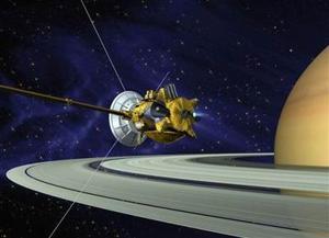 Huygens y Cassini han viajado juntos por el espacio durante algo más de siete años, en los que han recorrido unos mil 250 millones de kilómetros. <p> Lanzados al espacio el 15 de octubre de 1997, los dos ingenios ha efectuado maniobras gravitatorias en Venus, la Tierra y Júpiter, hasta que a mediados de este año alcanzaron la órbita de Saturno.