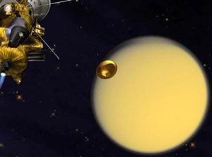 Entonces, la sonda enviará directamente sus datos a la Tierra, donde llegarán en forma de una débil señal captada a través de una red de radio-telescopios situados entorno al océano Pacífico. <p> Huygens, construida por la ESA, tendrá como misión estudiar la composición de Titán, que los científicos europeos califican como la más misteriosa de las lunas de Saturno. <p> El principal interés de la misión reside en el estudio de la atmósfera de un planeta que, aparentemente, tiene unas condiciones similares a las de la Tierra primitiva, la de hace tres mil 800 millones de años, momento en el que se considera que apareció la vida.