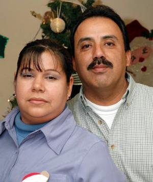 Ángel y Elena Acevedo.
