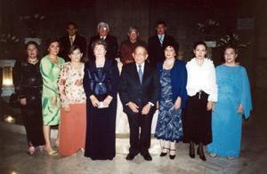 <b>26 de diciembre de 2004</b> Sr. Francisco Javier Casas Mesta y Sra.