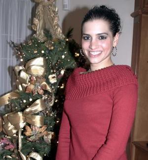 <b>27 de diciembre de 2004</b> <p> Patricia Abdo.