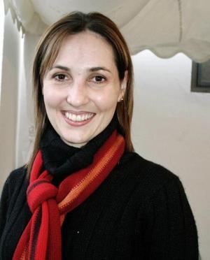 <b>31 de diciembre de 2004</b> <p> Mariana Martínez de Portilla fue festejada por su cumpleaños.