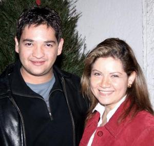 Karin Darwich y Nyde Molina.