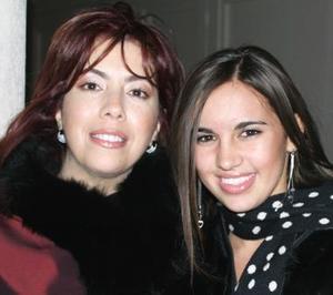 Gina González y Bianchis Borrego.