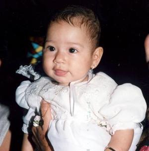 Jaqueline Nayelhi Rodriguez Rubio, hija de Jorge Laberto Rodrigues y Jaqueline Rubio.