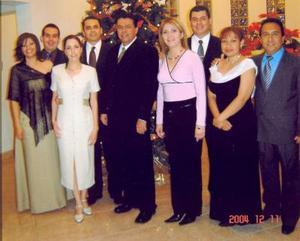 Guadalupe  Armendáriz y Luis Villalobos, Adriana Arredondo y Samuel Valdez, Eduardo Hernández, Gabriela López y Arnoldo Becerril y Patricia Rodríguez y Juan Borja.