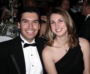 Gonzalo y Maribel Reyes.