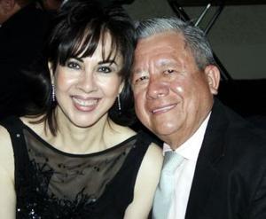 Ethel y Héctor Léon.