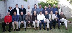 Reunión anual del Grupo de Tenis  del Campestre de Torreón.