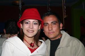 Jaime Elizondo y Adrina Palacios  festejaron su cumpleaños.
