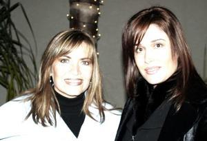 Cristina  Ramos Y Débora Salmón.