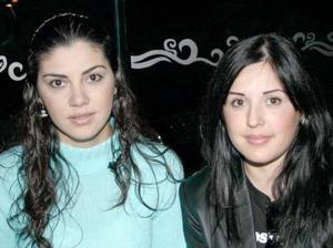 Maria Elena Villalobos y Verónica Pérez