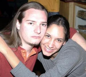 Patrick Bäy Rojas y Patricia Arredondo Tueme.
