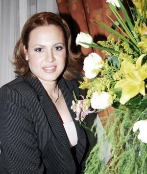 <b>05 de enero de 2005</b> <p> Malena Zuñiga  Mijares contraerá matrimonio con Alberto Nájera Tejeda.
