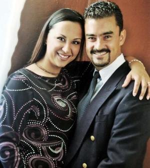 <b>08 de enero de 2005</b> <p> Alejandra del Rocío Artea Gómez y Ricardo de Amozorrutia Carson.