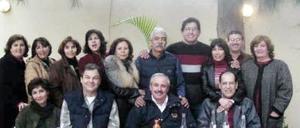 Familias Alonso LLama, Arratia Abularach, Ayup Nájera, Campos Nájera, Llama Garza, Gutiérrez Nájera, Vara Amezcua y Villa Acuña.