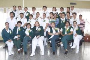 Personal de  la Unidad Familiar  No. 10  de Gómez Palacio del Instituto Mexicano del Seguro Social  ( IMSS), celebró  el Día de la Enfermera.