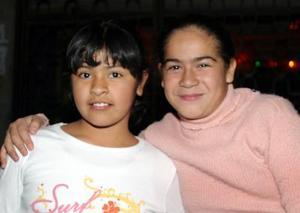 Frida Vanessa Ramírez Martínez  y Jaqueline Jazmin Garcia Martínez.