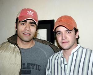 Luis Haro y Luis Velazco