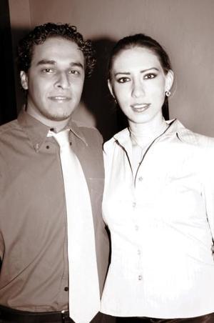 Alejandro Martínez y Sofía González.