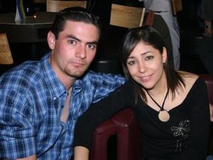 Ricardo Arratia y Fabi Yáñez..