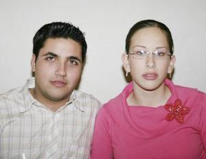 <b>11 de enero de 2005</b> <p> Hassan Batarse y Mili Murra