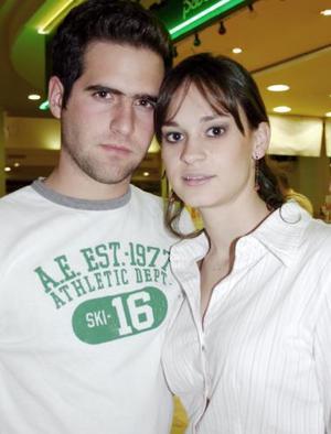 Diego y Mary Carmen Fernández